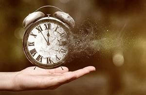 Você não está atrasado, nem adiantado, você está exatamente na hora certa!